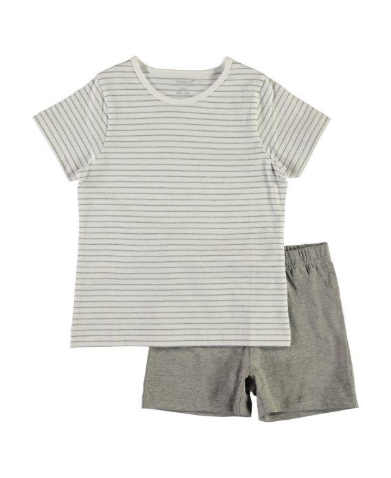 Pijama corto rayas Nightset K de Name it