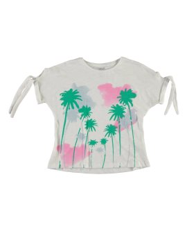 Camiseta oversize palmera Veee de Name it