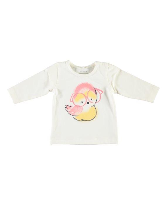 Camiseta bebé pollito Damma de Name it