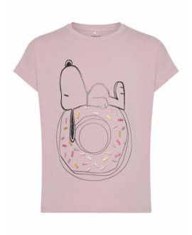 Camiseta Snoopy Sasha Kids de Name it