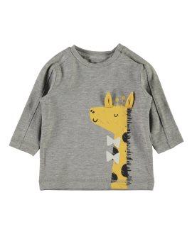 Camiseta jirafa Ermatti bebé de Name it