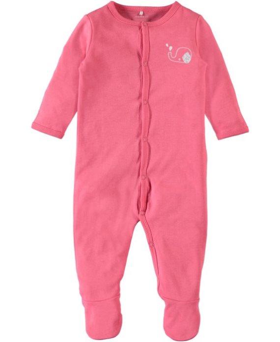 Pack pijamas bicolor bebé de Name it