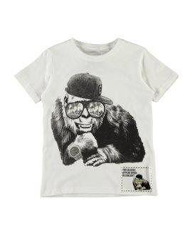 Camiseta tigre mágica Zamos de Name it