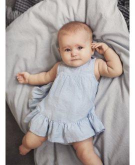 Vestido bebé Fatina con braguita de Name it