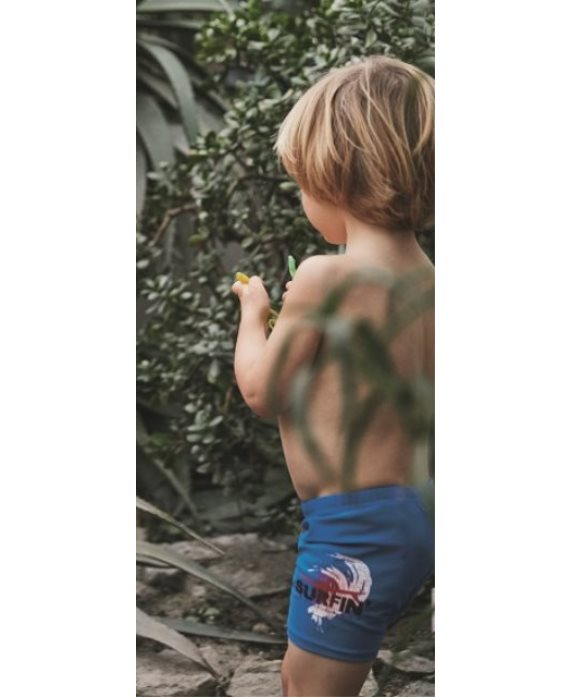 Bañador boxer Surf Zhark Mini de Name it