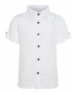 Camisa estampada Saz Mini niño de Name it