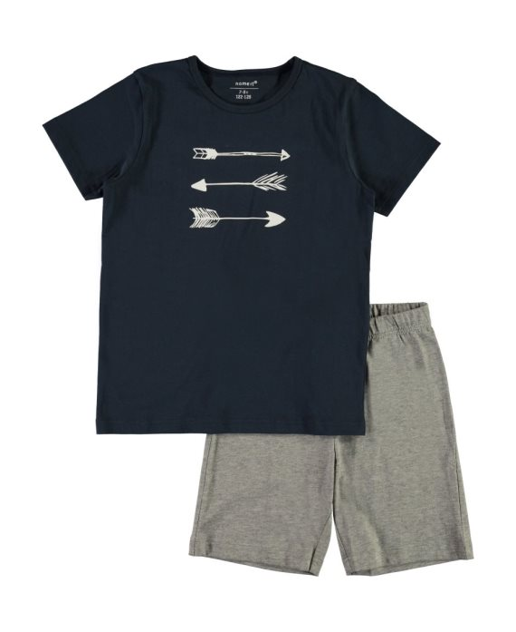 Pijama corto flechas Nightset de Name it