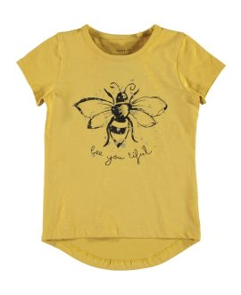 Camiseta mariposa Fasta Mini de Name it
