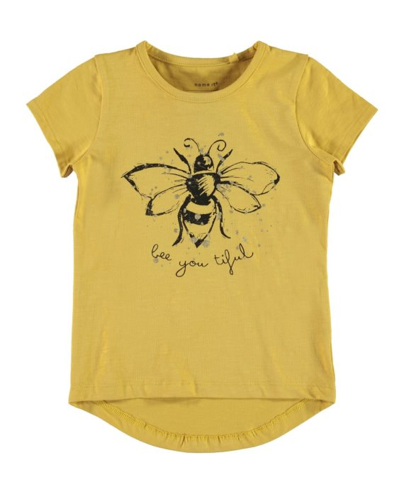 Camiseta mariposa Fasta Mini de Name it