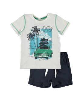 Conjunto coche Zack Mini de Name it