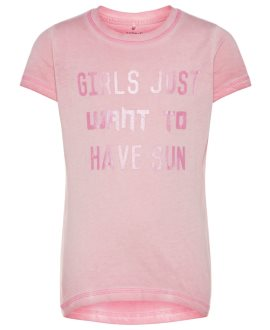 Camiseta desgastada Fiwas Kids de Name it