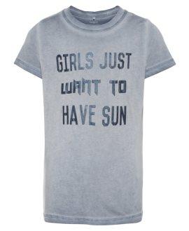 Camiseta desgastada Fiwas Kids de Name it