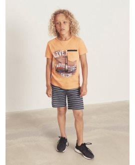 Camiseta puente Iklub Kids de Name it