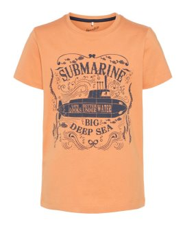 Camiseta submarino Ike Kids de Name it