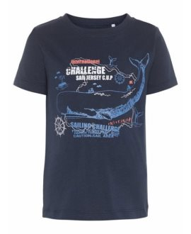 Camiseta pesca/ballena Victor de Name it