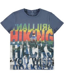 Camiseta rascacielos Sam Kids de Name it