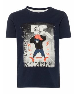 Camiseta monos Saku mini niño de Name it