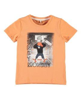 Camiseta monos Saku mini niño de Name it