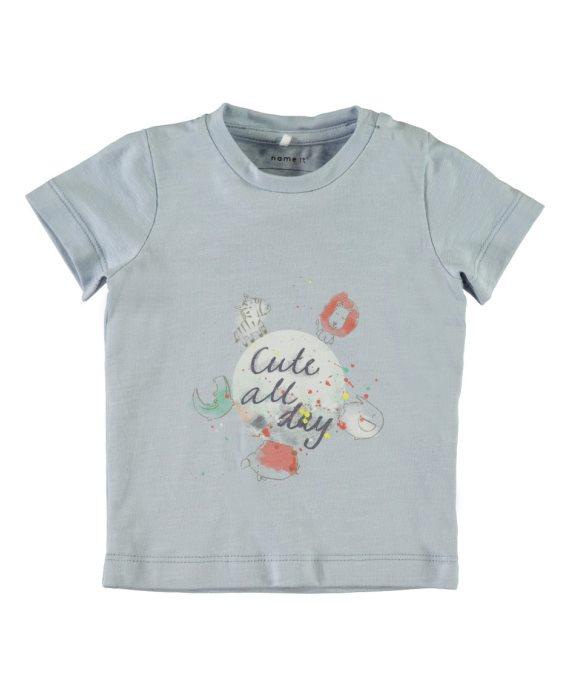 Camiseta animales selva Gamanbebé de Name It