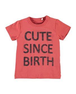 Camiseta mensaje Gamikkel bebéde Name It