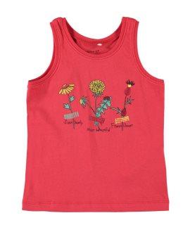 Camiseta flores/fruta Veentirantes de Name It - Hibiscus