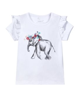 Camiseta elefante bebé Gakade Name It