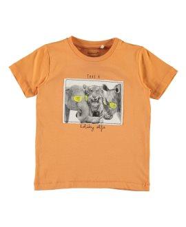 Camiseta animales Gallode Name It