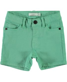 Bermudas color Ryan Twiaakede Name It - Pool Blue