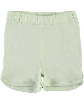 Shorts básicos Vims de Name It - Dusty Aqua